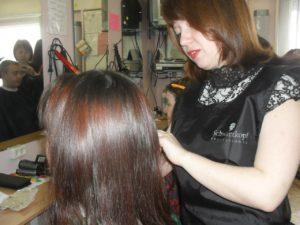Курсы кератинового выпрямления волос