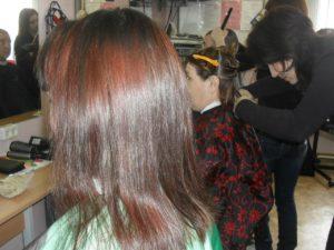 Курсы выпрямления волос
