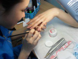 Курсы моделирования ногтей гелем