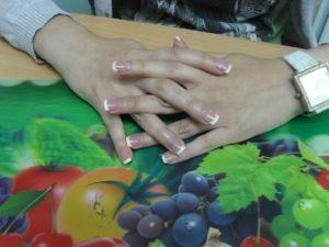 Обучение биоламинированию ногтей