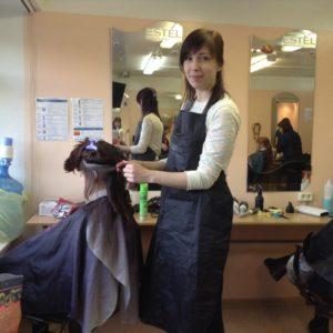 Курсы прикорневого объема волос