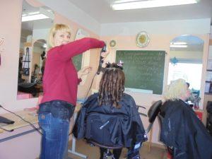 Обучение парикмахерскому делу в Ульяновске