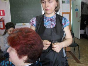Обучение популярным женским стрижкам