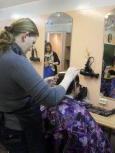 Обучение парикмахерскому делу
