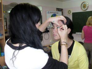 Подготовка визажистов