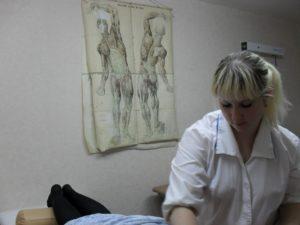Обучение классическому массажу для начинающих