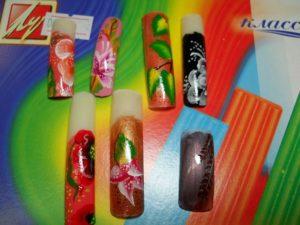 Курсы плоскостного дизайна ногтей
