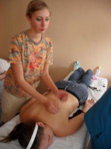 Классический массаж для начинающих