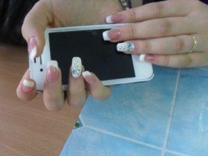 Покрываем ногти гель-лаком