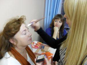 Курсы по макияжу