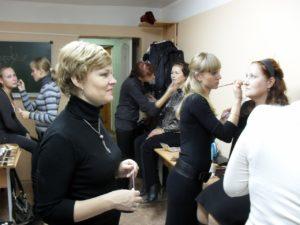 Обучение на курсах свадебных стилистов